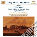 Musica x voci, consort di viole e tastie cd musicale
