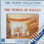 The world of ballet cd musicale