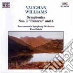 Vaughan Williams Ralph - Sinfonia N.3