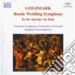 Rustic wedding symphony op.26, im fruhli cd musicale di Karl Goldmark