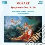 Mozart Wolfgang Amadeus - Sinfonia N.6 > N.10 cd musicale di Wolfgang Amadeus Mozart
