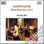 Saint-saens Camille - Trio N.1 Op.18, N.2 Op.92 cd musicale di Camille Saint-saËns