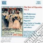 The best of operetta vol.3-a.v. 06 cd musicale di ARTISTI VARI