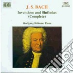 Invenzioni e sinfonie (integrale) cd musicale di Johann Sebastian Bach
