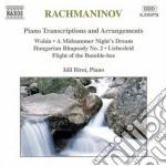 Rachmaninov Sergei - Trascrizioni E Arragiamneti X Pf Da Bach, Schubert, Mendelssohn, Liszt, Bizet, R cd musicale di Sergei Rachmaninov