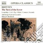 The tirn of..2cd 0 cd musicale di Benjamin Britten