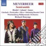 Semiramide cd musicale di Giacomo Meyerbeer