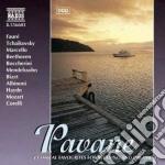 Pavane cd musicale