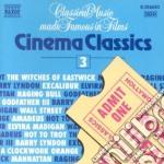 Cinema Classics #03 cd musicale