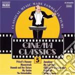 Cinema classics vol.5 cd musicale