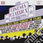 Cinema classics vol.10 cd musicale
