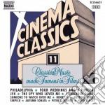 Cinema classics vol.11 cd musicale