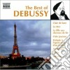 Debussy Claude - The Best Of: Clair De Lune, La Mer, La Fanciulla Dai Capelli Di Lino, L'isle Joy cd