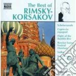 The best of: capriccio spagnolo, hindu s cd musicale di Rimsky korsakov niko