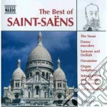 Saint-Saens - The Best Of: Il Cigno, Danse Macabre, Sansone E Dalila, Havanaise, Sinfonia Con cd musicale di Camille Saint-saËns
