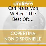 The best of weber cd musicale di WEBER