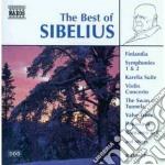 The best of: finlandia, sinfonie nn.1 e cd musicale di Jean Sibelius