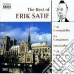 Erik Satie - The Best Of: Gymnopedies, Gnossiennes, Je Te Veux, Sarabandes, Nocturnes, ... cd musicale di Erik Satie