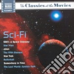Classics At The Movies - Sci-Fi cd musicale
