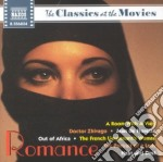 Classics At The Movies - Romance cd musicale