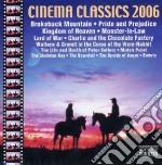 Cinema classics 2006 cd musicale