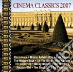 Cinema classics 2007 cd musicale
