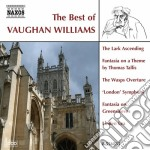 Vaughan Williams Ralph - The Best Of cd musicale di Vaughan williams ral