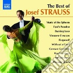 Strauss Josef - The Best Of cd musicale di Strauss
