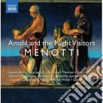Menotti Gian Carlo - Amahl And The Night Visitors cd musicale di Menotti gian carlo