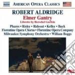 Elmer gantry (opera in 2 atti) cd musicale di Aldridge Livingston