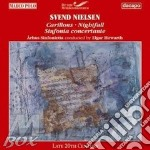 Nielsen Svend - Carillons, Nightfall, Sinfonia Concertante cd musicale