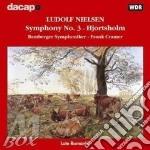 Sinfonia n.3 cd musicale di Ludolf Nielsen