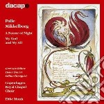 Mikkelborg Palle - A Noone Of Night, My God And My All  - Munk Ebbe Dir  /gert Von Bulow, Violoncello  Helen Davies, Arpa  Lilian Tornqvist Arpa  Cope cd musicale