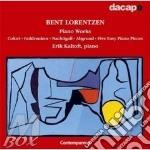 Kaltoft - Lorentzen: Piano Works cd musicale di Bent Lorentzen