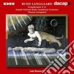 Sinfonie n.9, 10 e 11 cd musicale di Rued Langgaard