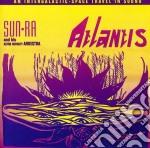 Atlantis cd musicale di Ra Sun