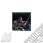 James Williams & Icu - Truth Justice & The Blues cd musicale di James williams & icu