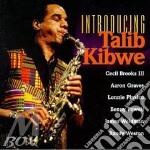 Introducing - cd musicale di Kibwe Talib