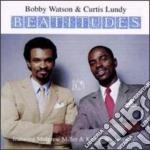 Beatitudes - watson bobby cd musicale di Bobby watson & curtis lundy