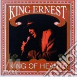 King of hearts - cd musicale di Ernest King