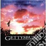 GETTYSBURG cd musicale di O.S.T.