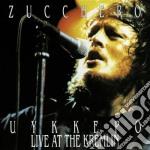 LIVE AT THE KREMLIN cd musicale di ZUCCHERO