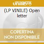 (LP VINILE) Open letter lp vinile