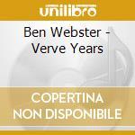 COMPACT JAZZ cd musicale di WEBSTER BEN