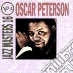 Oscar Peterson - Verve Jazz Masters #16 cd musicale di PETERSON OSCAR