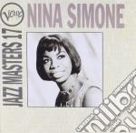 Nina Simone - Jazz Masters cd musicale di Nina Simone