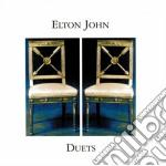Elton John - The Duets cd musicale di Elton John