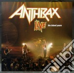 Anthrax - Live - The Island Years cd musicale di ANTHRAX