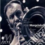 THREE ORIGINALS cd musicale di Albert Mangelsdorff