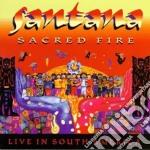 SACRED FIRE LIVE IN SOUTH AMERICA cd musicale di Carlos Santana